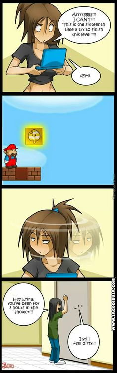 Living With Hipstergirl And Gamergirl Memes. Updated daily, for more funny memes check our homepage. Bd Comics, Funny Comics, Jagodibuja Comics, 4 Panel Life, Hipster Girls, Gamer Girls, Eren X Mikasa, Funny Comic Strips, Online Comics