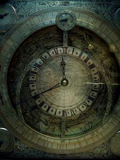 Mechanical Clockwork Map