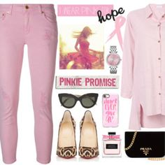 I Wear Pink for.....HOPE