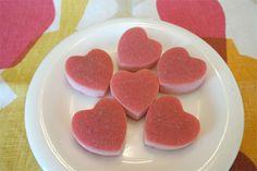 Strawberry Coconut Bites #recipe #healthy #coconutcreamconcentrate #coconutbutter