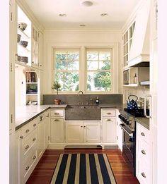 imagenes de cocinas integrales pequeñas - Buscar con Google
