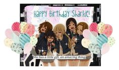 """""""Happy Birthday!!"""" by carogamer ❤ liked on Polyvore featuring art"""