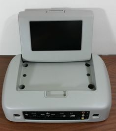 2004-2006 Freestar / Monterey Roof Mounted DVD Player LCD OEM 4F2t10E947AB32NB 2