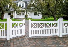 19 Best Zaun Tor Images On Pinterest Doors Entryway And Fence
