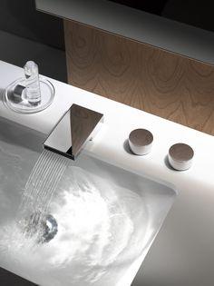 DEQUE fitting washbasin | bathroom . Bad . salle de bain | Design made in…