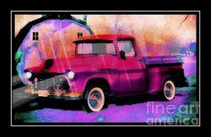 1956 Chevy Art