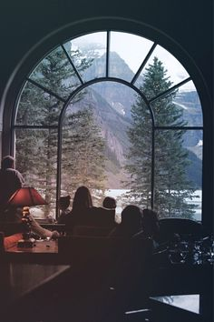 Could you imagine waking up to this view, surrounded by the ones you love more than the moon, while hot coffee brews?
