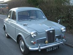 Classic Cars For Sale | 1964 Wolseley 1500