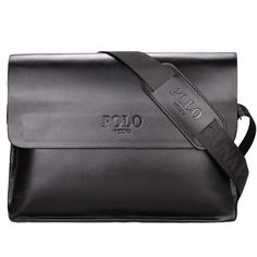 f732b46c57a25 VICUNA POLO Leather Men Bag Business Casual Messenger Bag High Quality  Price: 30.00 &