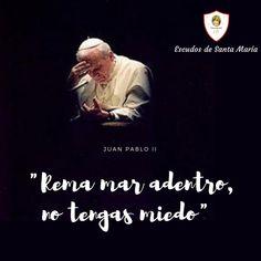 11 Ideas De Juan Pablo Ii Juan Pablo Ii Frases De Santos Oraciones Catolicas