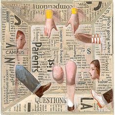 Gerard DuBois Dream Art, High Art, Altered Art, Painting & Drawing, Illusions, Illustrators, Eye Candy, Mixed Media, Artsy