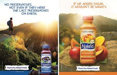 Naked Juice #campaign #photoshoot #healthy