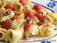 Calamarata con seppioline e pomodorino fresco. #FrancescoBruno