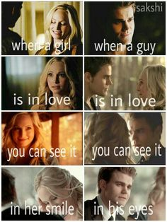 Vampire Diaries Wallpaper, Vampire Diaries Quotes, Vampire Diaries Cast, Vampire Diaries The Originals, Stefan And Caroline, Caroline Forbes, Aesthetic Names For Instagram, Popular Book Series, Vampier Diaries