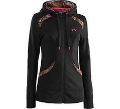Under Armour Women's Outdoor Storm Full Zip Sweatshirt   Scheels