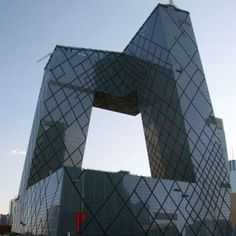 From Wikiwand: CCTV Headquarters in Beijing by Rem Koolhaas Rem Koolhaas, Architecture Magazines, City Architecture, Contemporary Architecture, Classical Architecture, Amazing Architecture, Tianjin, Chongqing, Shanghai