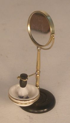 Single Bowl Shaving Stand by St.Leger