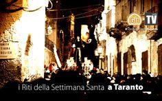 I Riti della Settimana Santa a Taranto: 70.000 euro per le sdanghe dell'Addolorata. In corso le gare per i simboli