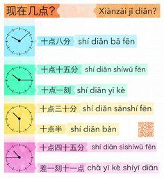 xiànzài jǐ diǎn