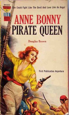 Writing a research paper on Women Pirates?