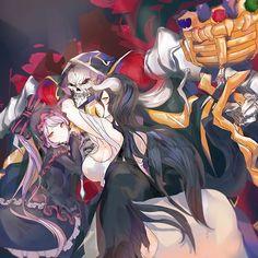 Manga Anime, Manga Art, Anime Art, Anime Figures, Anime Characters, Anime Zone, Anime Galaxy, Cool Animations, Albedo