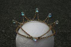 Professional Ballet Headpiece Tiara Ballerina AB by Angamow