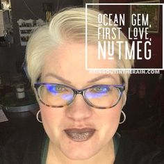 To layer with LipSense lipcolors by SeneGence means to create your own custom lipsense combinations. YOU get to pick the colors and shades to layer for the perfect diy color. So MIX IT UP!! Unlimited number of mixes can be created! For THIS lipcolor layer: First Love, Ocean Gem & Nutmeg LipSense #lipsense #mixitup #lipsensemixology #senegence