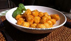#Gnocchi di #riso - antiche ricette