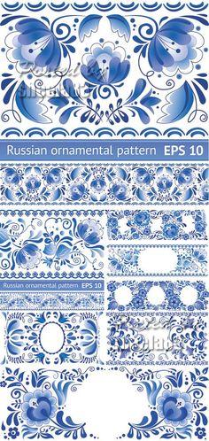 Decor for russian wedding