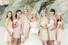 Bridesmaids Photos and Ideas - Style Me Pretty Weddings - Picture - 1375033
