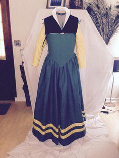 Elizabethan Costume. #Elizabethan #Renaissance #Tudor
