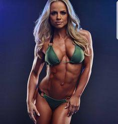 Sexy Bikini, Bikini Girls, Fitness Motivation, Tumbrl Girls, Ripped Girls, Muscular Women, Muscle Girls, Gym Girls, Bikini Workout