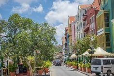 Curacao, Willemstad, Antily
