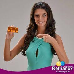 Para el resfrío… REFRIANEX comprimidos Día y Noche. Máxima eficacia y rapidez de acción. Con Refrianex comprimidos Día y Noche … tu resfrío ya fue  #Refrianex #SaludyBienestarBagó