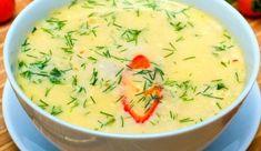 Numai așa îmi place să fac ciorbița de pui a la grec – Nu aș schimba nimic la rețetă, e o minune Ingrediente: 500 g carne de pui 1 l apa rece zarzavat de supa 2 linguri orez 1 ou 1 cana smantana 1 lamaie sare Cum se prepară? Se spala carnea, se taie bucati …