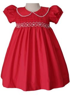 e11ca0530791 32 Best Girls Hand-Smocked Dresses images