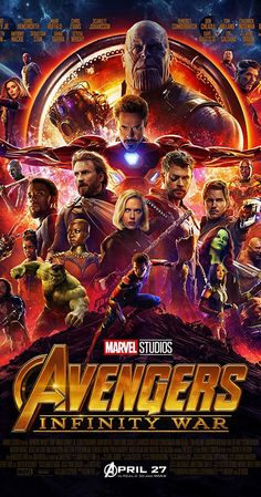 Before watching Avengers: Infinity War. You should watch these movie first to fully understand Infinity War. Poster Marvel, Marvel Movie Posters, Avengers Poster, Marvel Avengers, Avengers Story, Anthony Russo, Joe Russo, Film Mythique, Marvel Heroes