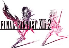Final Fantasy XIII-2. I will play this before May. It's on my wishlist.