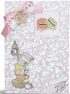 French Pastry - Cross Stitch Kits by Luca-S - SP012