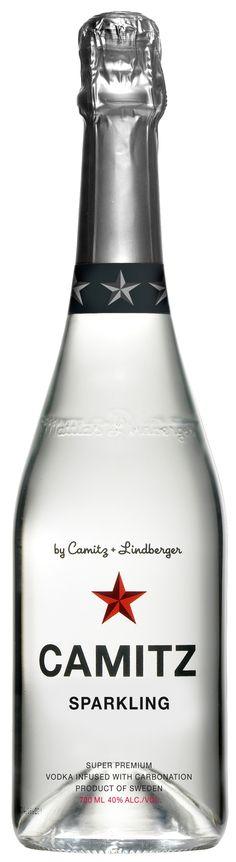 Super premium sparkling Vodka 0,70cl