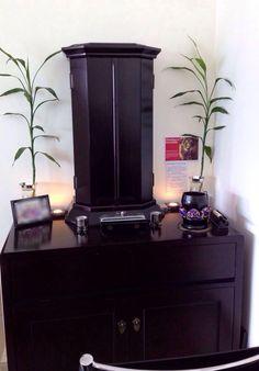 I love my altar