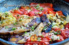Cette recette de légumes grillés au four est une recette d'origine catalane. Cuisinée avec les légumes du soleil, l'escalivada se déguste froide ou tiède en accompagnement de viande ou …