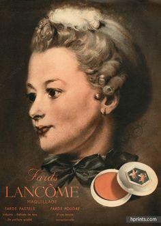 AD: Lancome (Cosmetics) 1945