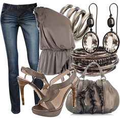 Fun night out outfit...