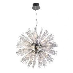 Elk Lighting 30030/22 Twenty-Two Light Pendant Ceiling Fixture from the Andromeda Collection