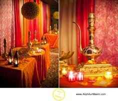 Real Wedding: Uroos + Khalid (Part 1 of Egyptian Wedding, Egyptian Party, Turkish Wedding, Indian Wedding Decorations, Wedding Reception Decorations, Wedding Ideas, Mehndi Party, Mehendi, Moroccan Theme
