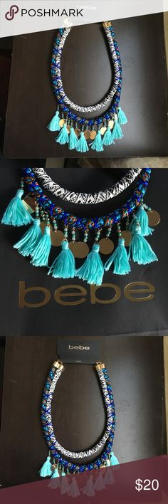 🆕Bebe Statement Necklace Brand New bebe Jewelry Necklaces