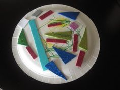 Paper plate planet...