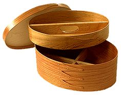 Brent Rourke Designs.  Shaker Boxes. NB