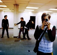 seriously old school 30 Seconds To Mars! <3